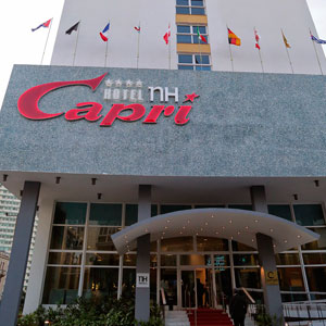 Photo of NH CAPRI Hotel