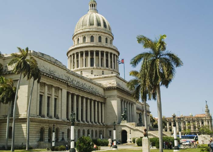 Capitolio, Havana city