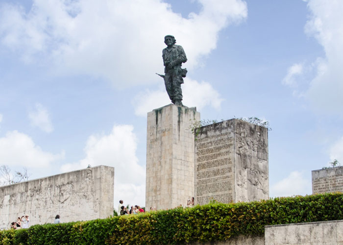Santa Clara. Mausoleo al Che