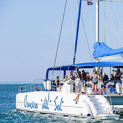 Photo of Catamaran excursion Crucero del Sol excursion