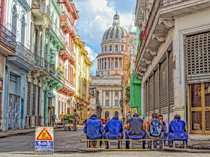 Central Havana colors