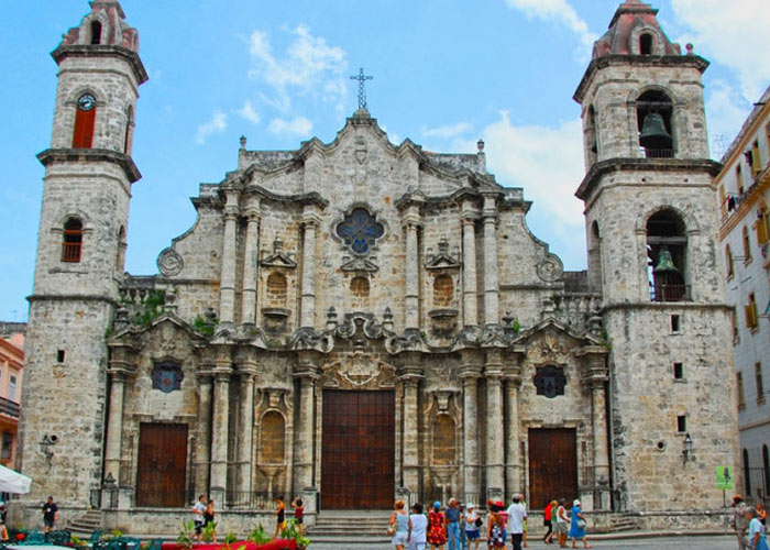 Cathedral square, Old Havana